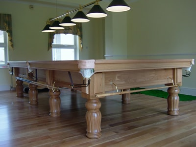 Hatfield Snooker Table