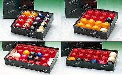 Pool / Snooker Balls