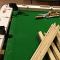 Pool Table recovering mid-process