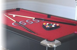 Audo Pool Table