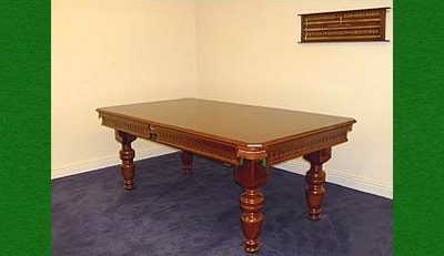 Albany Snooker D Dining Table