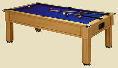 Prince Slimline Pool Table