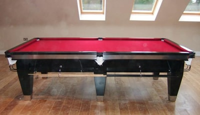 Laser Snooker Table